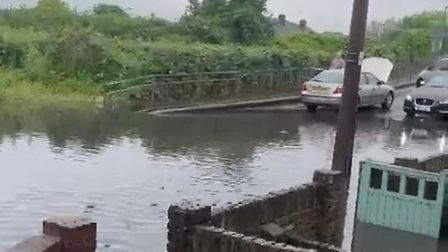 Meeting held to discuss flooding problems