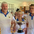 Howard Cotterell Trophy 2021 won by Ottery St Mary