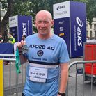 Billy Green completed the British 10K