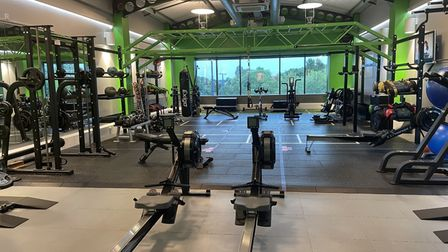 Gym equipment that was removed to aid social distancing will be put back on the gym floor