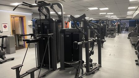 The gym will nolonger continue with a formal one way system