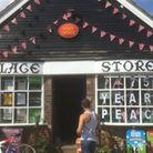 Neighbours are contributing to the giftfor The Village Shop through a GoFundMe page