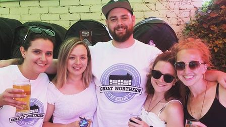 The Great Northern Pub & Kitchen is staging a beer and cider festivalin St Albans.