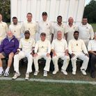 Ilford Catholic's first team face the camera