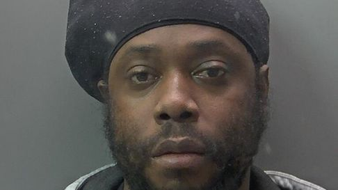 Desmond Weeks was sentenced tothree years and four months in prison.