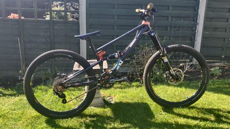 Police are appealing for witnesses after a bicycle has been stolen from Ipswich
