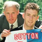 Mike Sutton and Chris Sutton