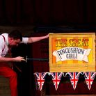 Jez Bond, family friendly entertainer, who will be performing at the Players Theatre in Lowestoft on Friday, July 30.