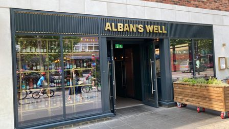 Alban's Well in St Albans.