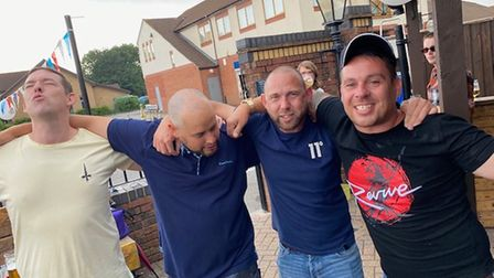 Almost £1,000 was raised at Obbo Fest.