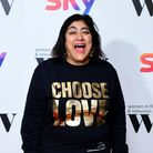 Gurinder Chadha attending the Women in Film and TV Awards 2019 at the Hilton, Park Lane, London.