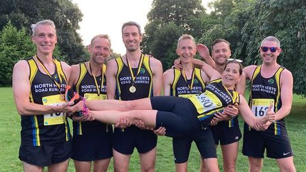 North Herts Road Runners at theDoug Anderson 5km