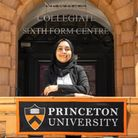 NCS student Ayesha Karim, 18, has been offered a place at Princeton University.