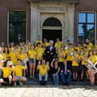Youth Brass 2000 are coming to perform a free concert in Queen's Park