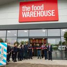 The Food Warehouse opened onJuly 27.