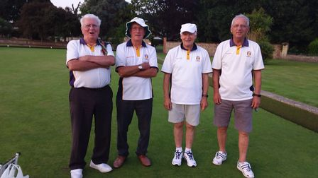 Sidmouth Bowls