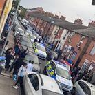 A man has been arrested in Surrey Road