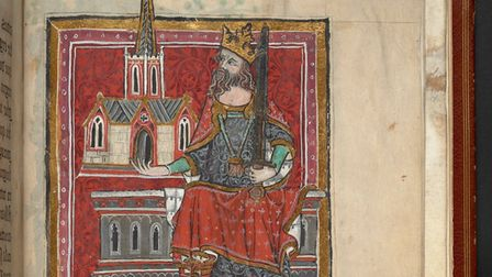 King Offa traditionally is held to have been the first benefactor of St Albans Abbey, in the eighth century.