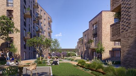 Optivo are offering trendy homes for homebuyers in North Brighton's newest neighbourhood
