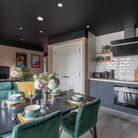 These smart and energy efficientbuilds from Optivo come with stylish matt black furnishings in North Brighton.