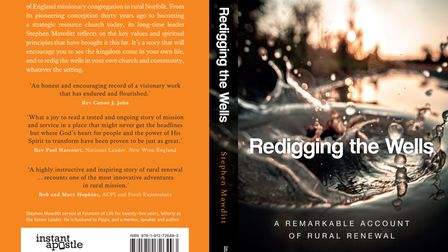 Redigging The Wells tells the story of The Fountain Of Life at Ashill.