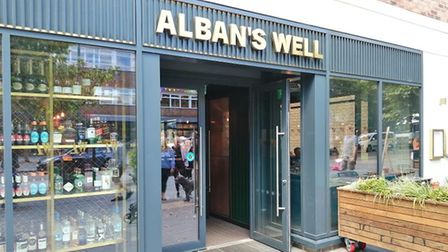 Alban's Well brings Young's to St Albans.
