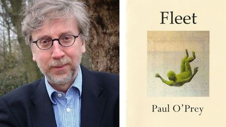 Paul O'Prey is the poet who wrote the collection Fleet.