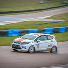 Since their last rallycross outing at Lydden Hill, Chris Wheeler has stripped more than nine stone out of his Ford Fiesta
