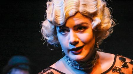 Bella Bevan in Better Than Sex: The Story of Mae West