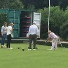 Batchwood Bowls Club held a meet and greet BBQ following the lifting of COVID-19 restrictions