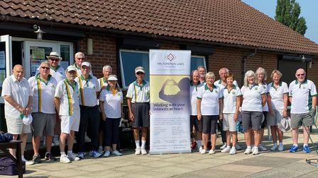Shire Park (Tewin) and Welwyn & District bowls clubs