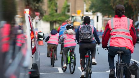 Camden Community Cycling Project