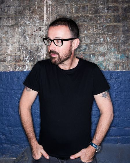 DJ Judge Jules will be playing at this year's VW Whitenoise Festival.