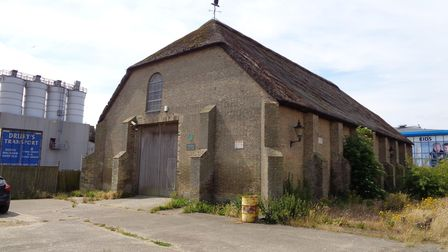 Great Yarmouth Ice House