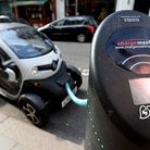 Electric car charging point consultation