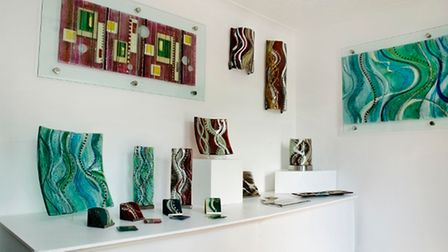 Craft In Focus will be holding a contemporary craft and design fair at RHS Garden Hyde Hall in Essex.