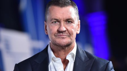 Craig Fairbrass attending the 22nd British Independent Film Awards held at Old Billingsgate, London.