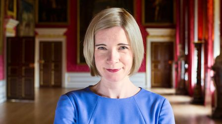Lucy Worsley will be at Cambridge Arts Theatre for one night only with herA Very British Murder.