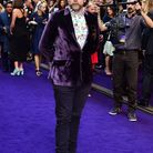 Rufus Hound attending the opening night of Disney's new musical Aladdin at the Prince Edward Theatre