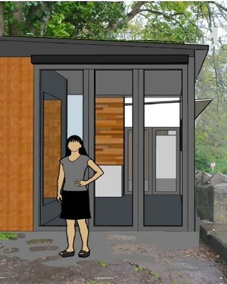 Clevedon Marine Lake to install toilets and disabled access