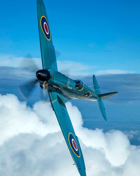 There will be iconic aircraft at the 2021 Gransden Air Show