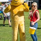 Pudsey will feature at the Gransden Airshow.