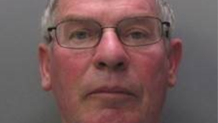 William Richardson, 63,has been jailed after being found guilty of raping a woman at his home in Huntingdon.