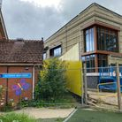 The much-loved Acorns Day Nursery on the Oaklands College site.