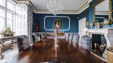 The house retains much of its Victorian charm