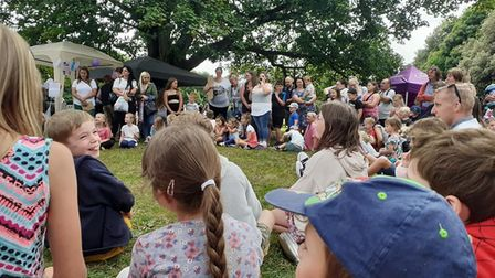 PICTURES: Weston Party in the Park a huge success