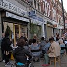 Selma James holds a Q&A celebrating her new book - at the age of 91 - in Kilburn