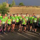 Harold Wood runners out at ELVIS race