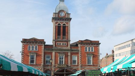 Chesterfield Market Place