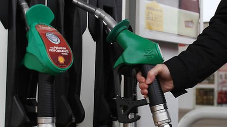 Fuel prices are at an eight-year high.